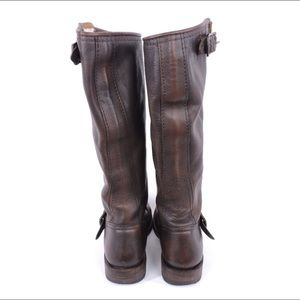 Frye Shoes - Frye Calf Boots Veronica Slouch 2 Size 6